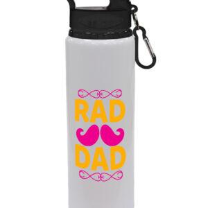 Rad Dad – Gift Drinks Bottle – Drinks Bottle