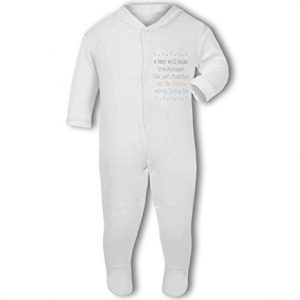 A Baby Makes Love Stronger cute – Baby Grow