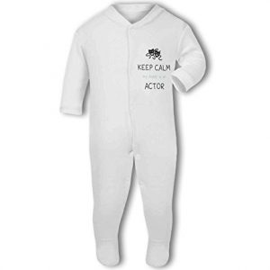 Actor – Keep Calm my Daddy/Mummy is an funny – Baby Grow