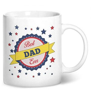 Best Dad Ever – Printed Mug