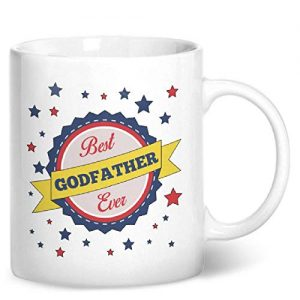 Best Godfather Ever – Printed Mug