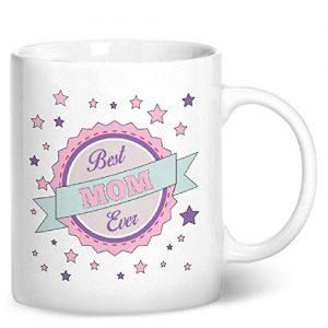 Best Mom Ever – Printed Mug