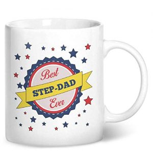 Best Step-dad Ever – Printed Mug