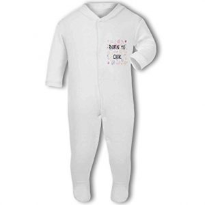 Born to Cook with Food Design – Baby Grow