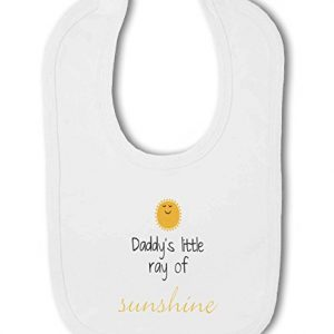 Daddys Little Ray of Sunshine cute – Baby Bib