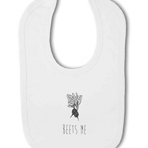 Funny and Cute Beets Me – Baby Bib