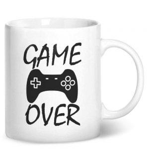 Game Over – Printed Mug