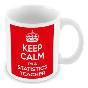 Keep Calm I'm an ICT Teacher Mug / Cup