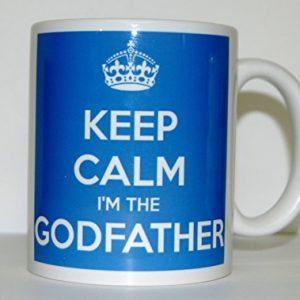 Keep Calm i'm the Godfather Mug / Cup