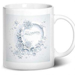 Merry Christmas Design 1 – Printed Mug