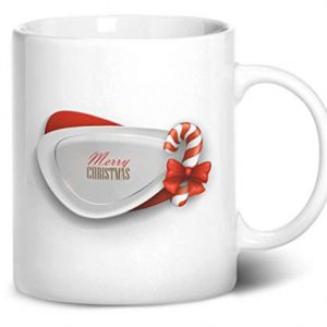 Merry Christmas Design 3 – Printed Mug