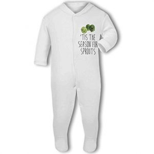 'Tis the Season for Sprouts .funny christmas – Baby Grow