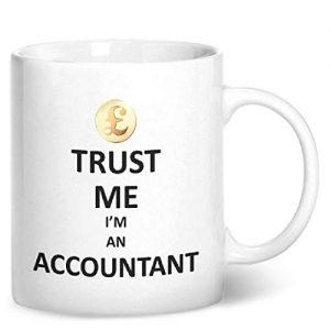 Trust Me I'm An Accountant – Printed Mug