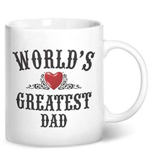 World's Greatest Dad – Printed Mug