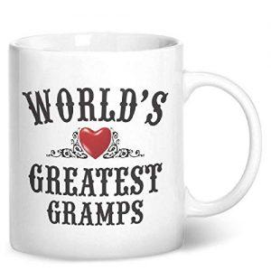 World's Greatest Gramps – Printed Mug