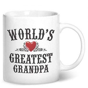 World's Greatest Grandpa – Printed Mug